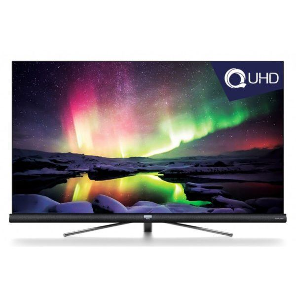 Tcl 65 Quot Quhd Smart Android Tv 65c6us Gecko Tv Stands